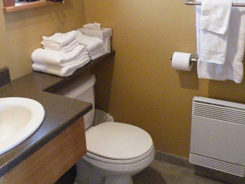 Essipit - Salle de bain condo-hôtels Natakam