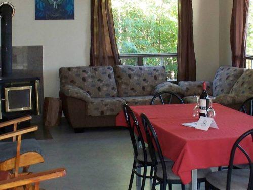 Essipit - Cuisine pourvoirie du Domaine du Lac Bernier