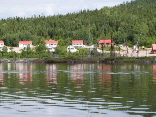 Essipit - Chalets de la pourvoirie du Domaine du Lac Gilles