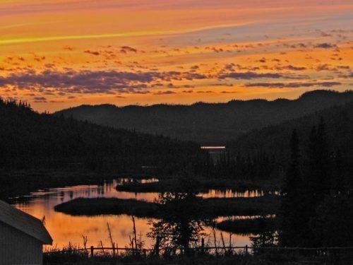 Essipit - Lac de la pourvoirie du Domaine du Lac Gilles