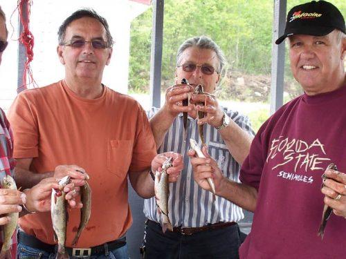 Essipit - Pêche à la pourvoirie du Domaine du Lac Gilles