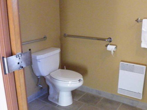 Essipit - Salle de bain condo-hôtels Natakam - Condo mobilité réduite