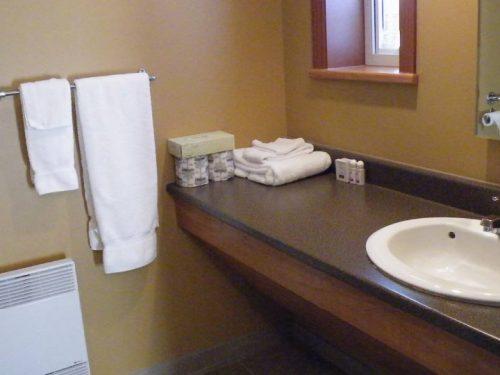 Essipit - Salel de bain condo-hôtels Natakam - Condo mobilité réduite