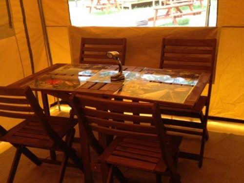 Essipit - Cuisine prêt-à-camper au camping Tadoussac