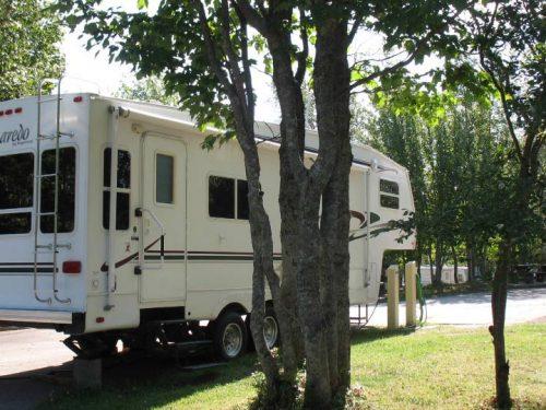 Essipit - VR Camping le Tipi