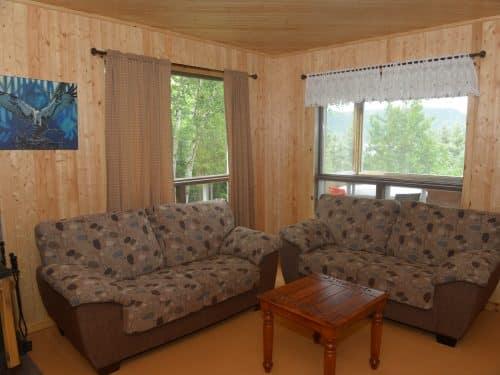 Essipit - Salon pourvoirie du Domaine du Lac Bernier