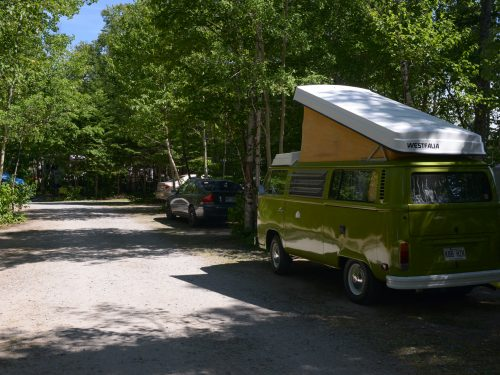 Essipit - Camping Tadoussac